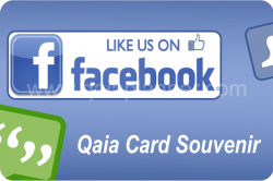 like our fan page fb